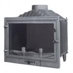 Istma Gücü: 14 kW Azami Odun Kapasitesi: 55 cm Baca Boru Ağzı: 200 mm / Çap Ağırlık: 124 kg Ebatlar: 700x530x450 mm