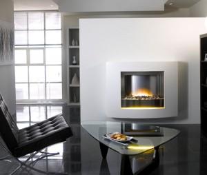 Elektrikli mine modelleri g rer mine dizayn by murat for Caminetto ad angolo contemporaneo